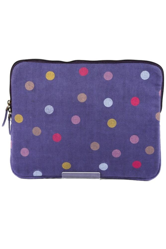 Ladies Bewitched Spots, Spots, Spots Polka Dot Design iPad Case