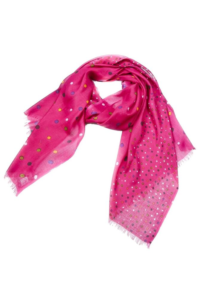 Ladies Bewitched Spots, Spots, Spots Polka Dot Design Scarf 75% OFF