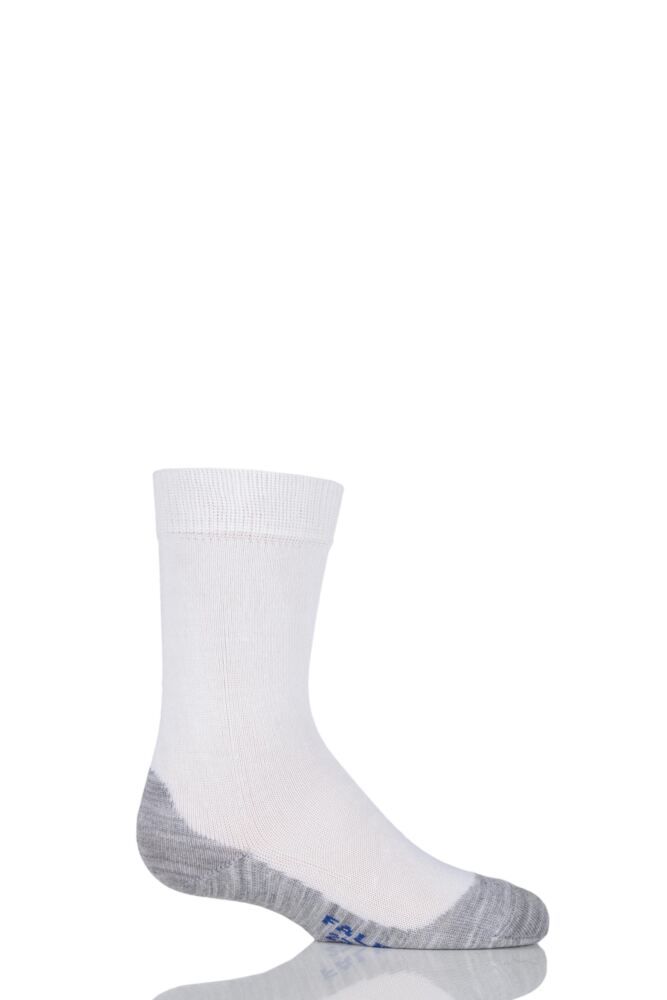 Boys and Girls 1 Pair Falke Active Sunny Days Cotton Sports Socks