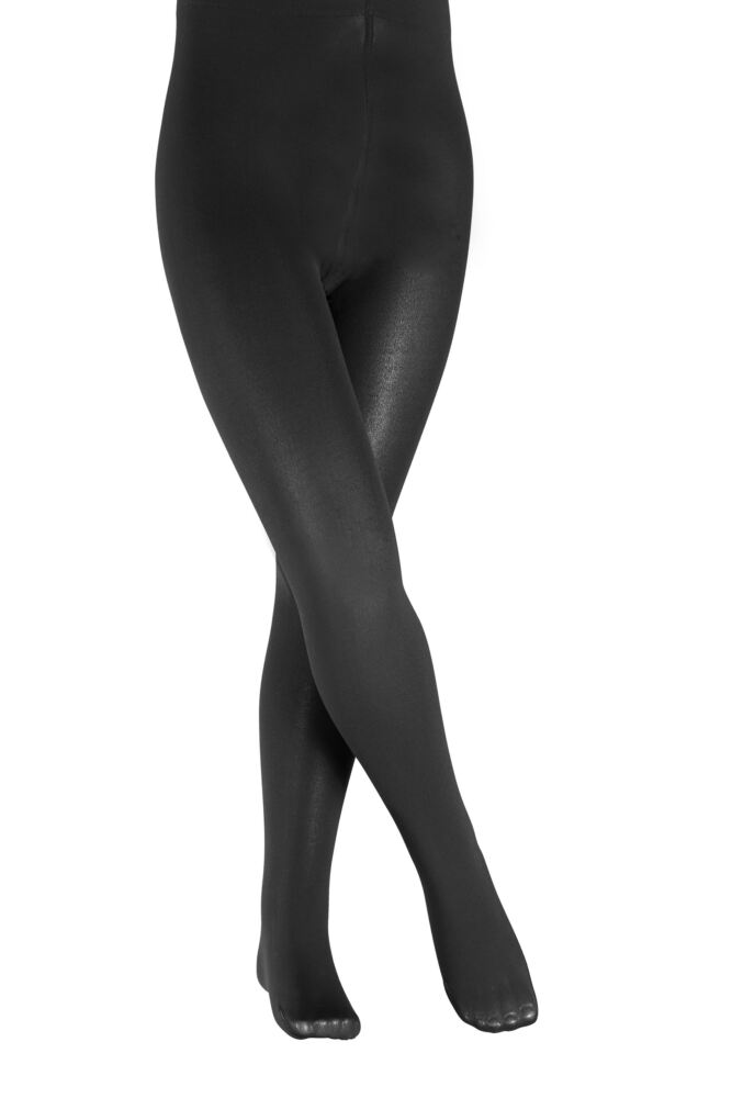 Girls 1 Pair Falke Pure Matt 80 Denier Tights