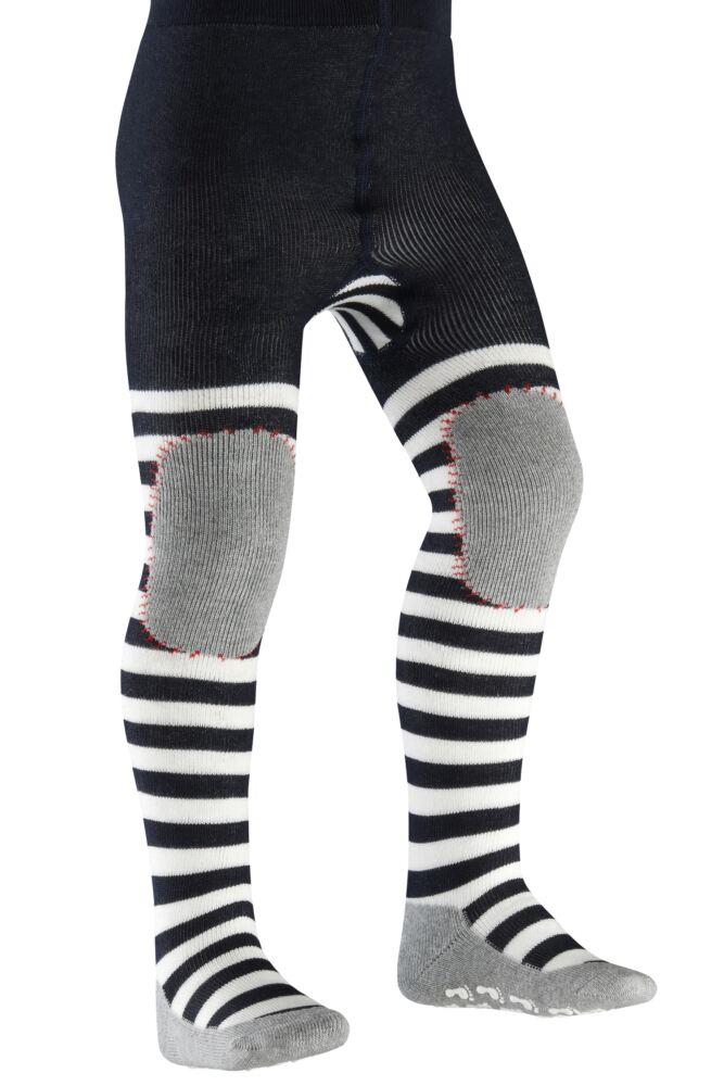 Babies 1 Pair Falke Stripey Crawler Tights