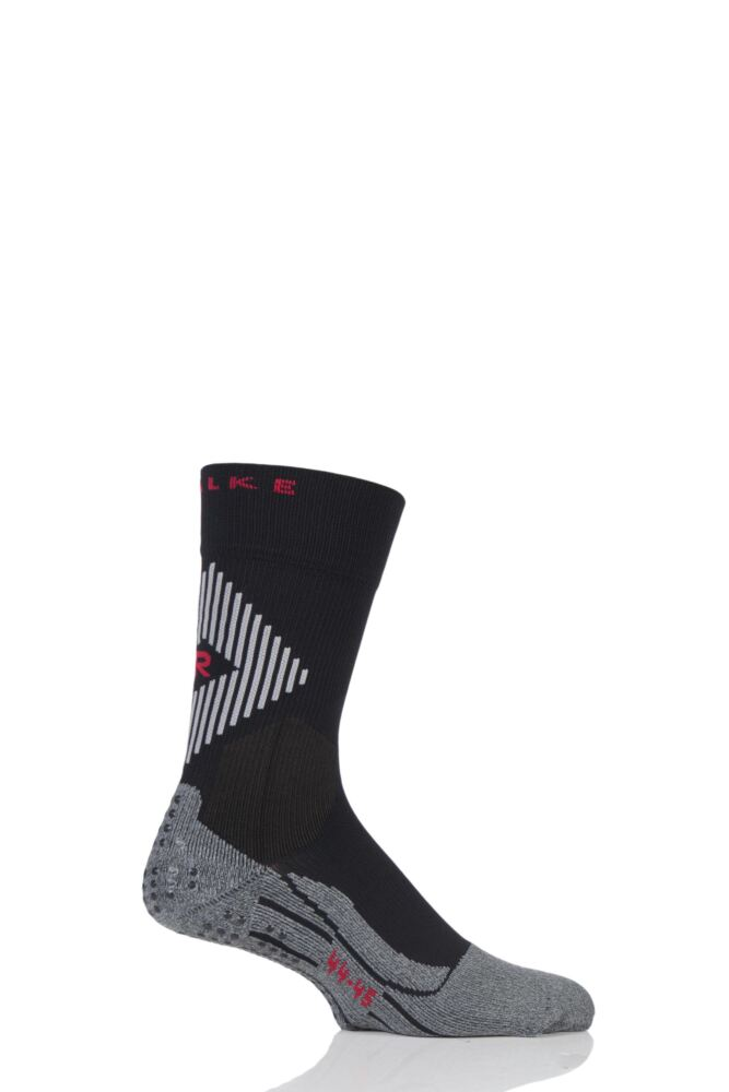Mens 1 Pair Falke 4 Grip Football and Sports Socks