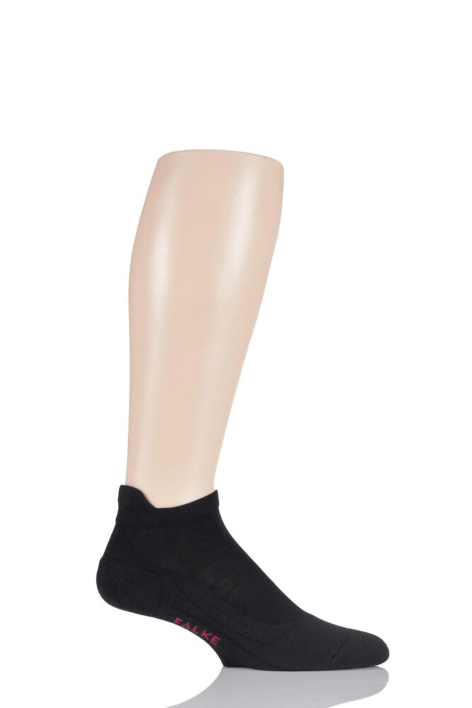 Mens 1 Pair Falke Medium Volume Ergonomic Cushioned Golf Sneaker Socks