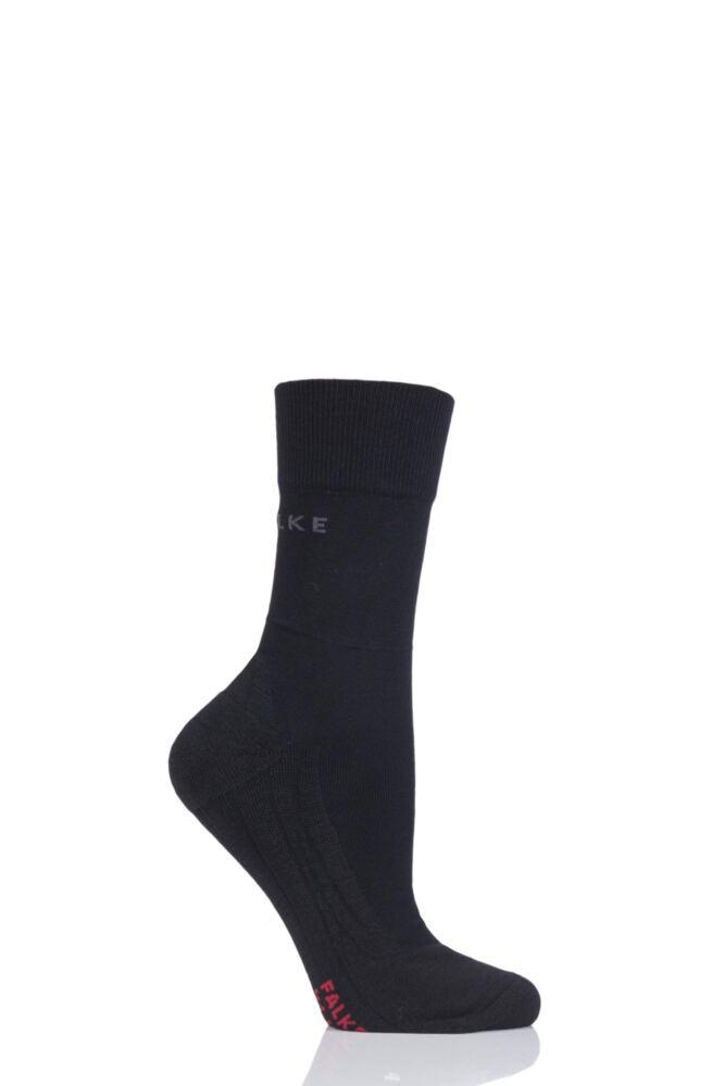 Ladies 1 Pair Falke GO2 Ergonomic Sports System Golf Socks