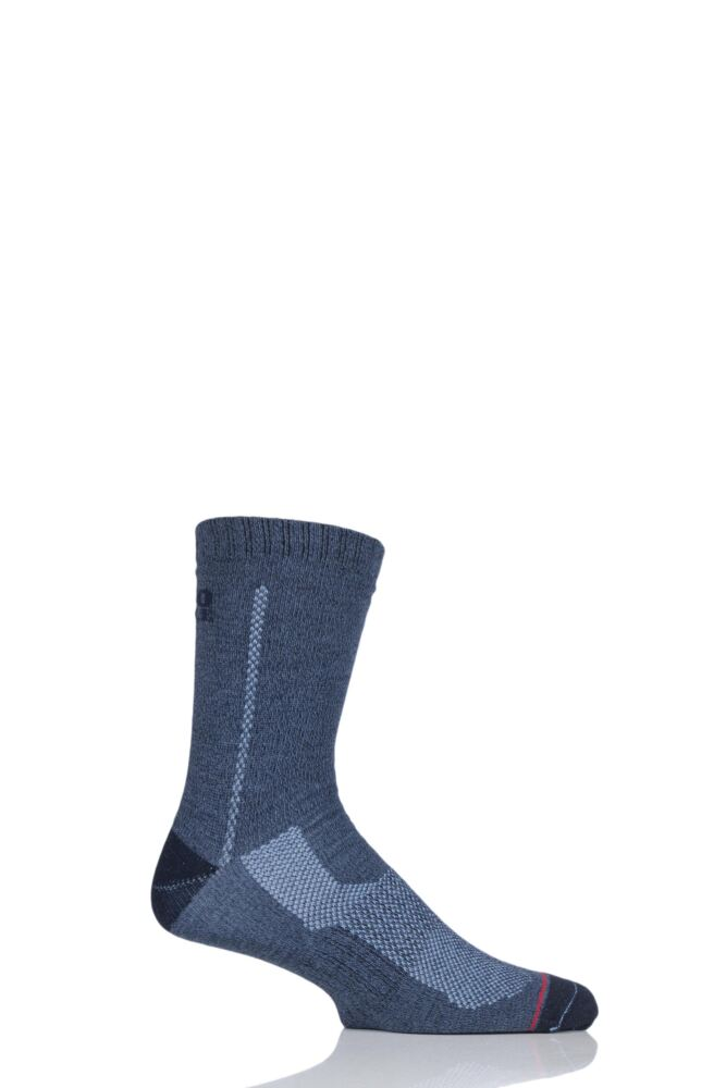 Mens 1 Pair 1000 Mile Tactel All Terrain Socks