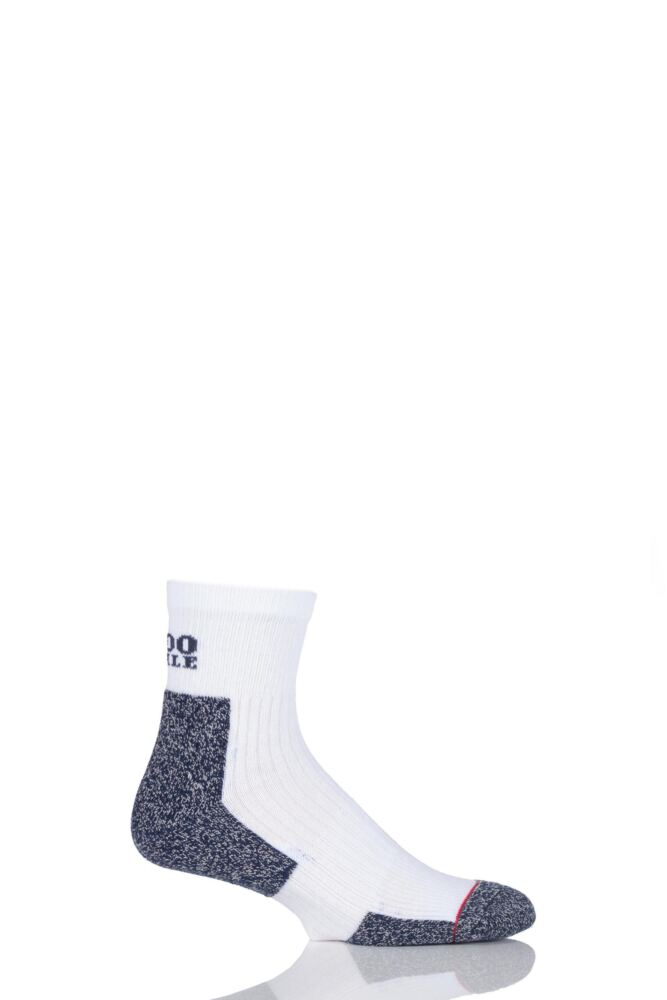 Mens 1 Pair 1000 Mile Ultra Performance Cupron Sports Socks