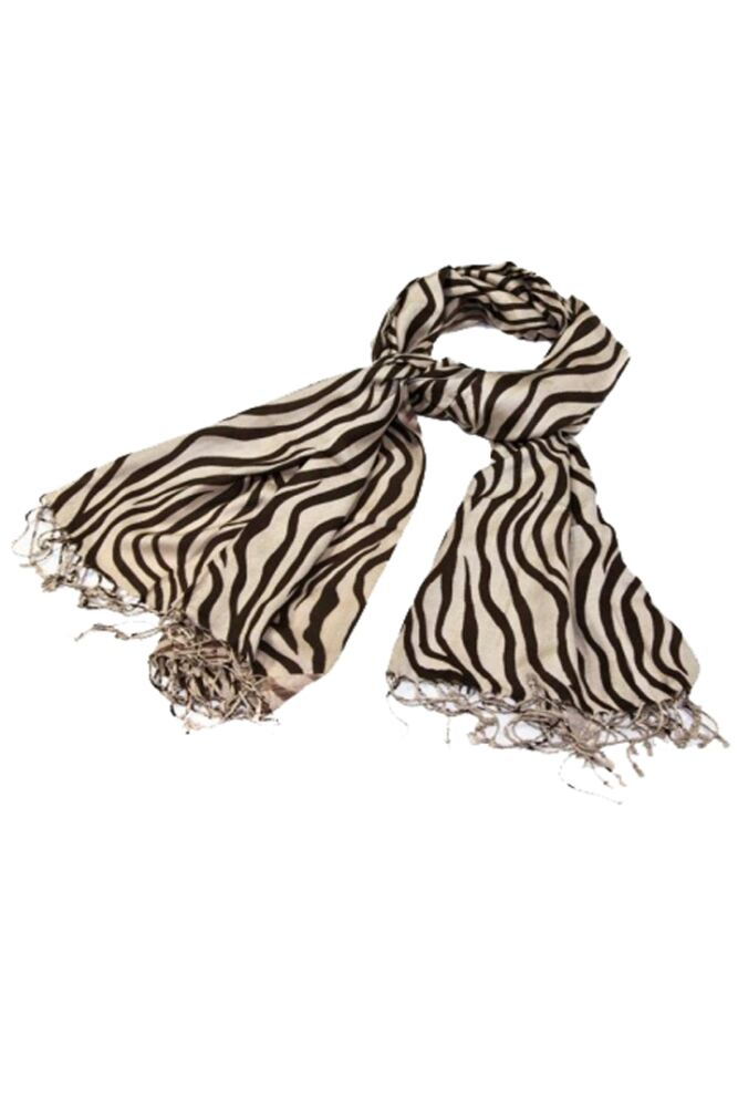 Ladies Bewitched Animal Print Scarf 50% OFF