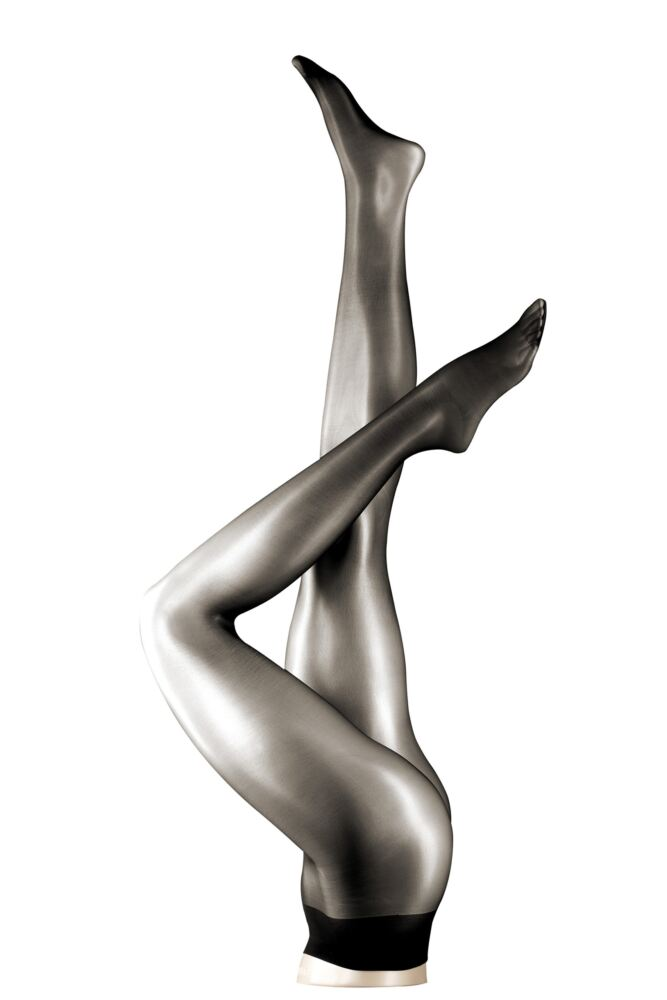 Ladies 1 Pair Falke Diamond 10 Ultra Transparent Tights