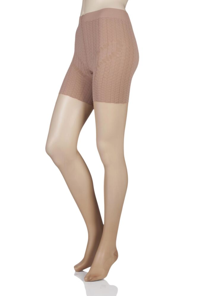 Ladies 1 Pair Falke Cellulite Control 20 Denier Tights