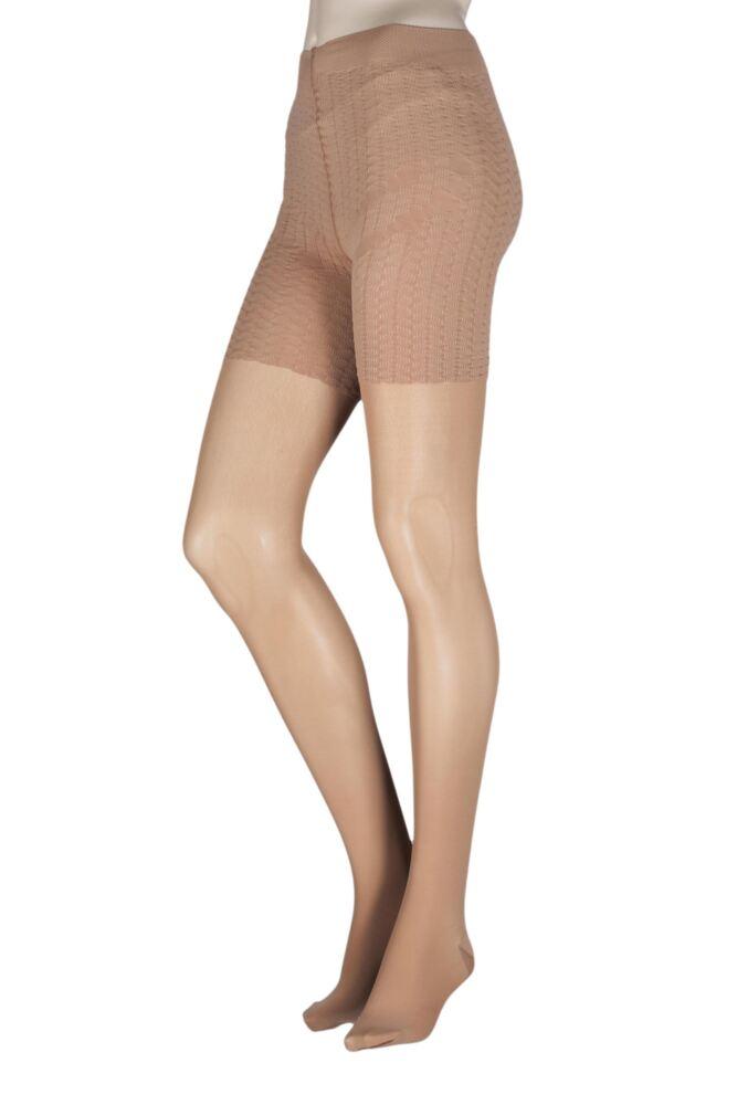 Ladies 1 Pair Falke Cellulite Control 50 Denier Tights