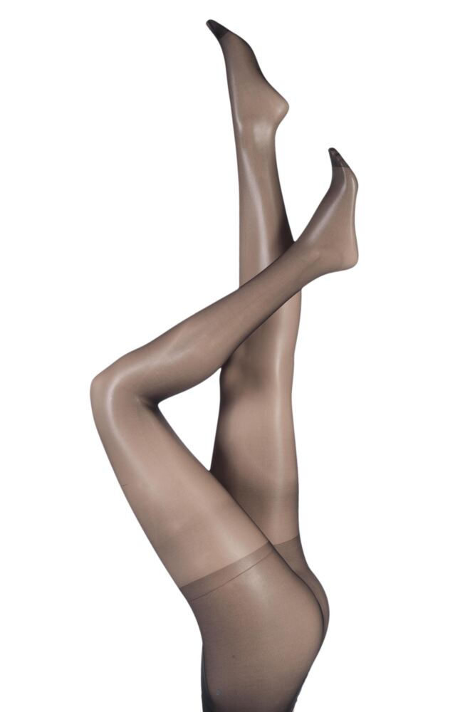 Ladies 1 Pair Falke 8 Denier Invisible Deluxe Tights