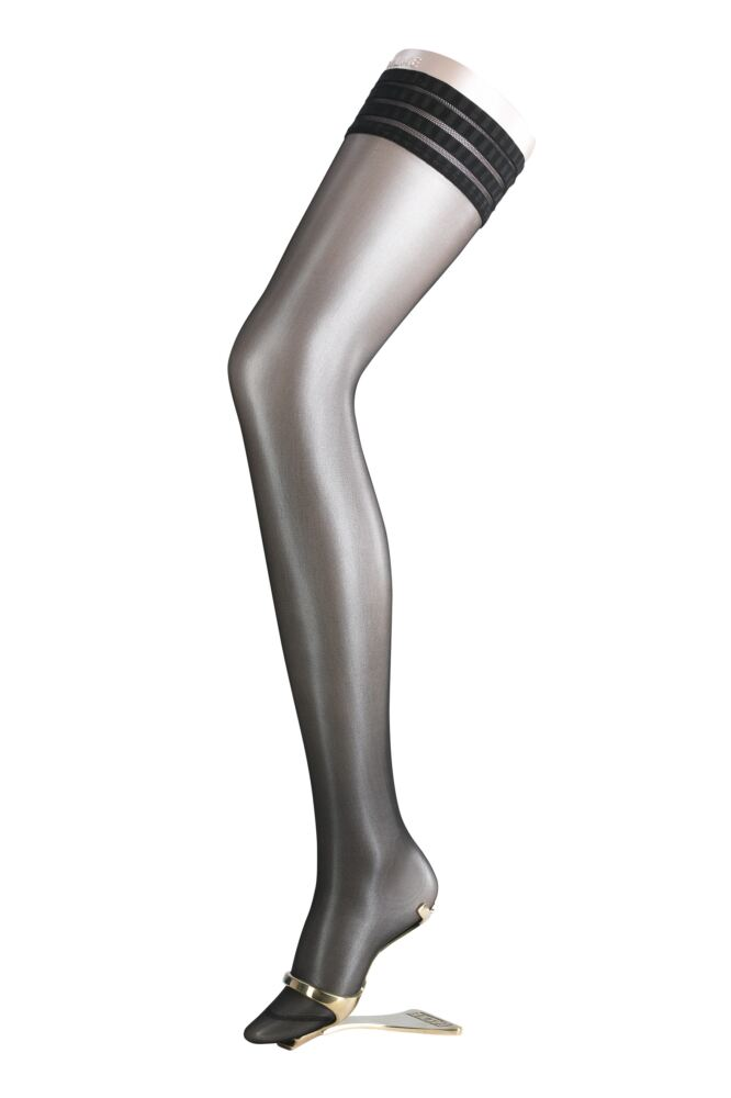 Ladies 1 Pair Falke Pure Matt 20 Hold Ups