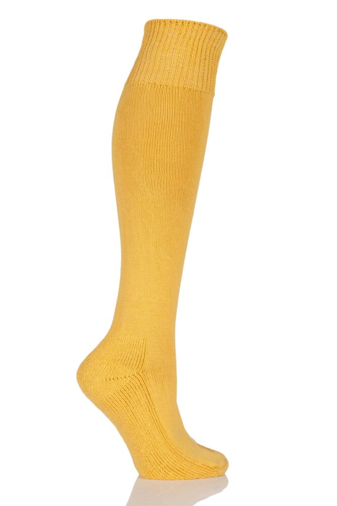 Mens and Ladies 1 Pair SockShop of London Cotton Riding Socks With Cushion Sole