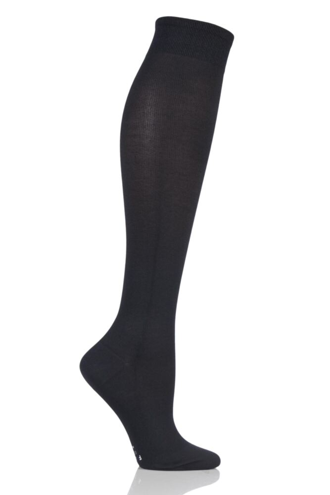 Ladies 1 Pair Falke Strong Leg Energizer Compression Socks