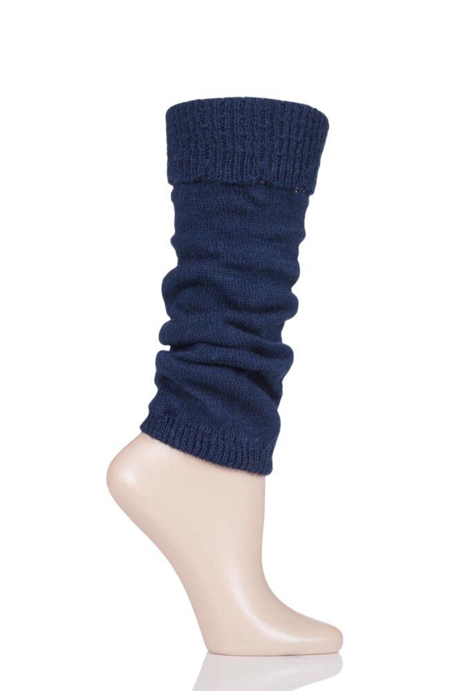 Ladies 1 Pair Falke Rural Wool Leg Warmers