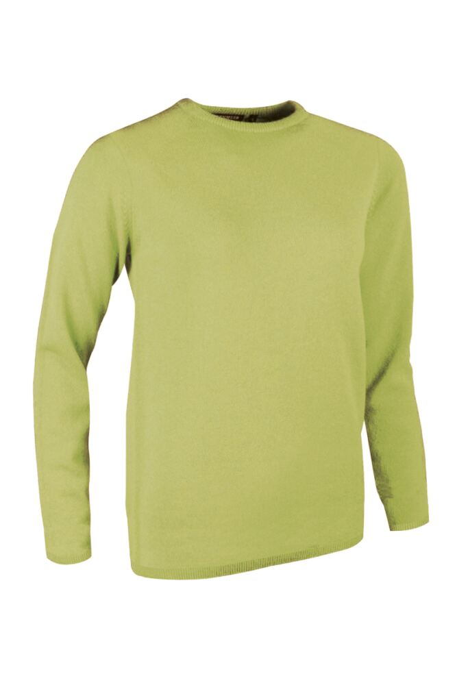 Ladies Great & British Knitwear Made In Scotland 100% Cashmere Round Neck Reds and Yellows