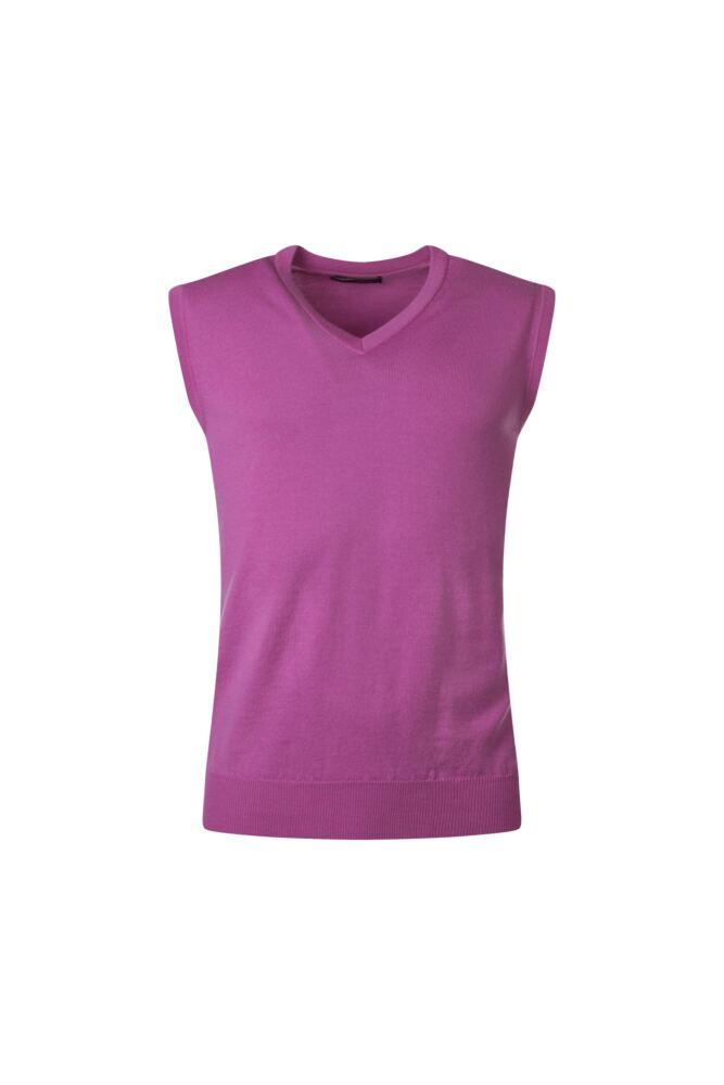 Mens Great & British Knitwear 100% Merino Plain V Neck Slipover