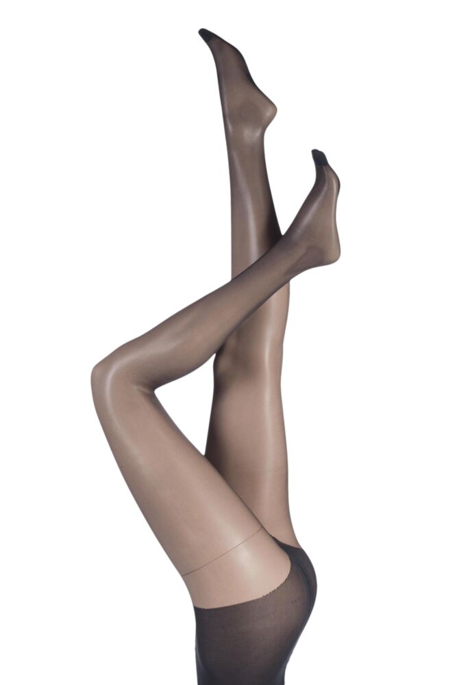 Ladies 1 Pair Aristoc Light Compression Support Sheer Tights