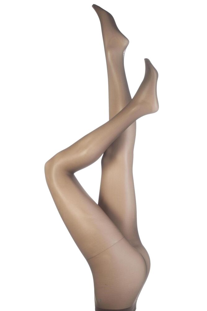 Ladies 1 Pair Trasparenze Paola Microfibre 20 Denier Sheer Tights