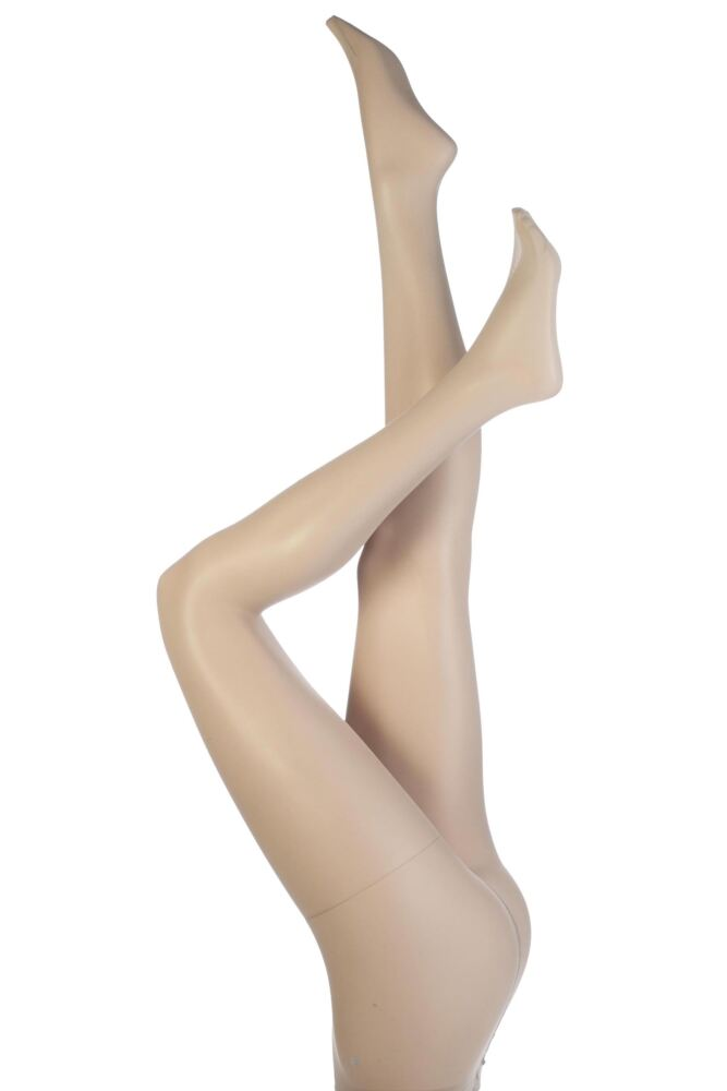 Ladies 1 Pair Trasparenze Paola Microfibre 20 Denier Sheer Tights 33% OFF