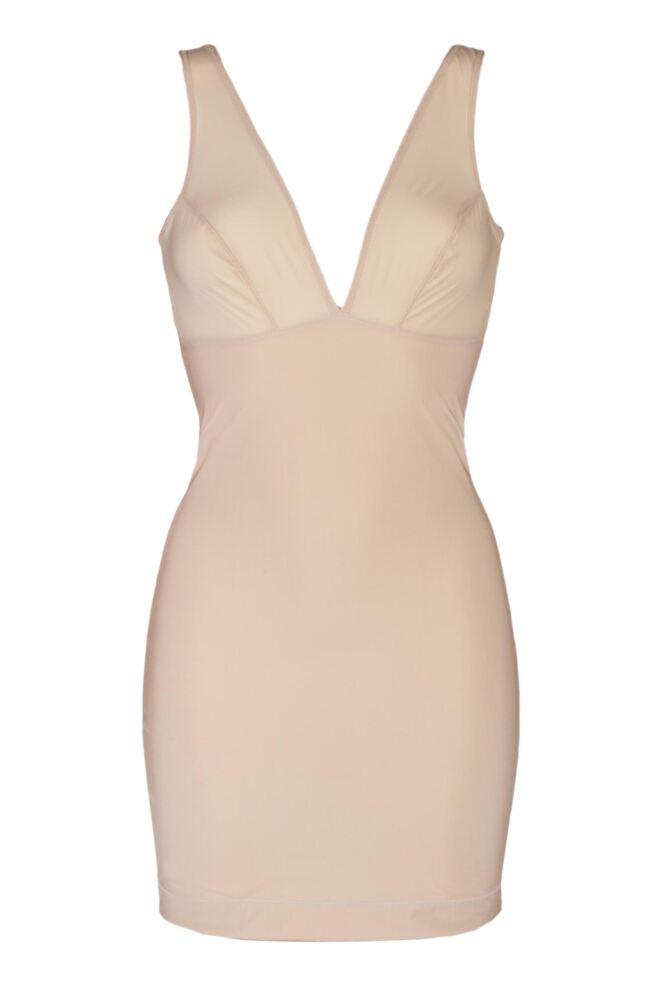 Ladies 1 Pack Charnos Shapewear Sleek Microfibre Firming Slip