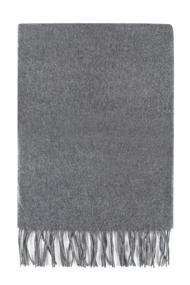 Mens and Ladies Fraas Plain Cashmink Scarf