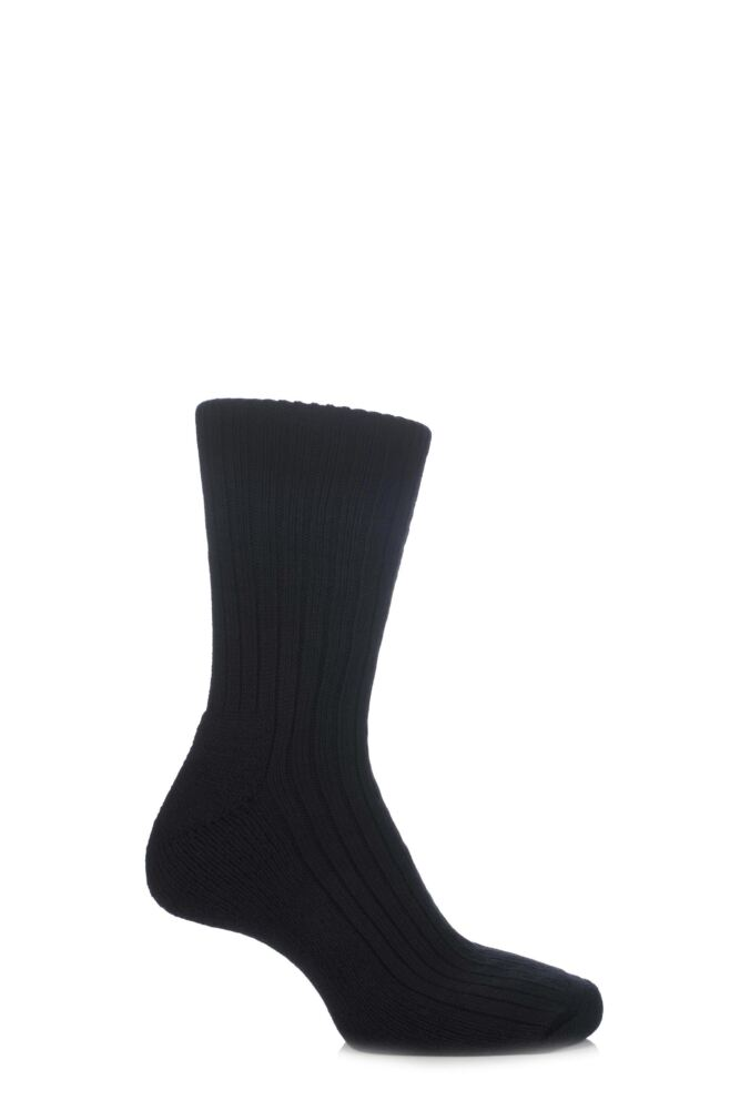 Mens and Ladies 1 Pair Glenmuir Cotton Cushioned Golf Socks