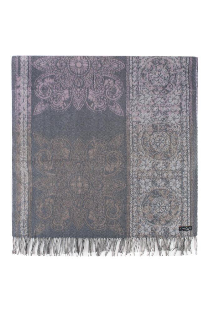 Ladies Fraas Floral Design 58 x 200cm Scarf