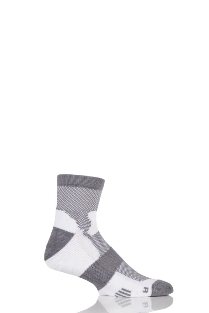 Mens 1 Pair HJ Hall Bamboo Cushioned Sports Socks