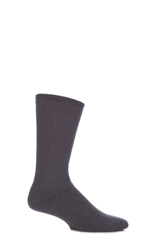 Mens 1 Pair HJ Hall Diabetic Socks 25% OFF This Style