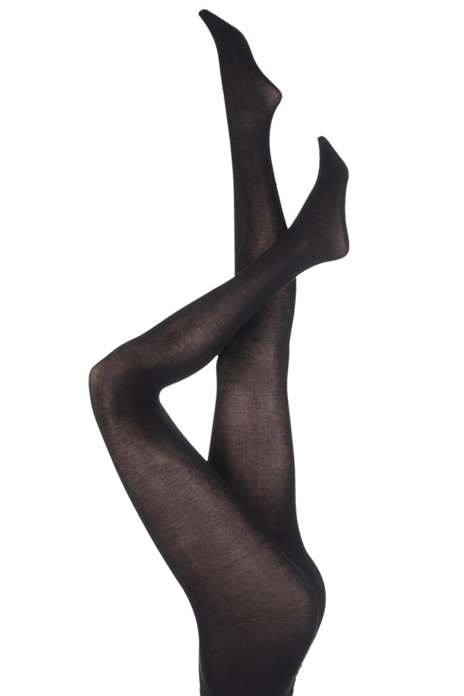 Ladies 1 Pair Pretty Polly Heat Sense 80 Denier Tights