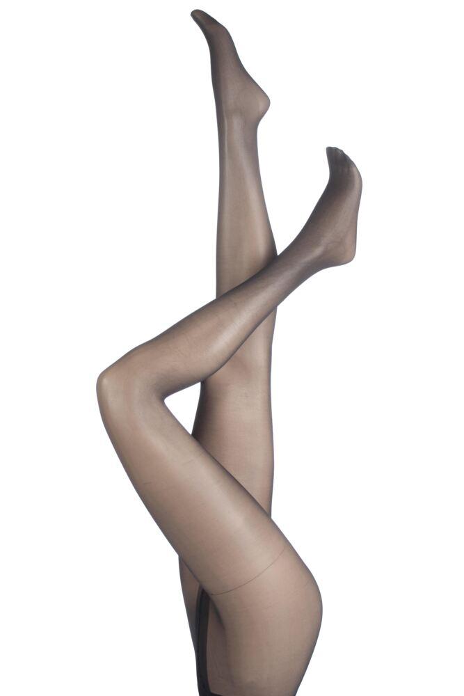 Ladies 1 Pair Charnos 10 Denier Elegance Sheer Tights