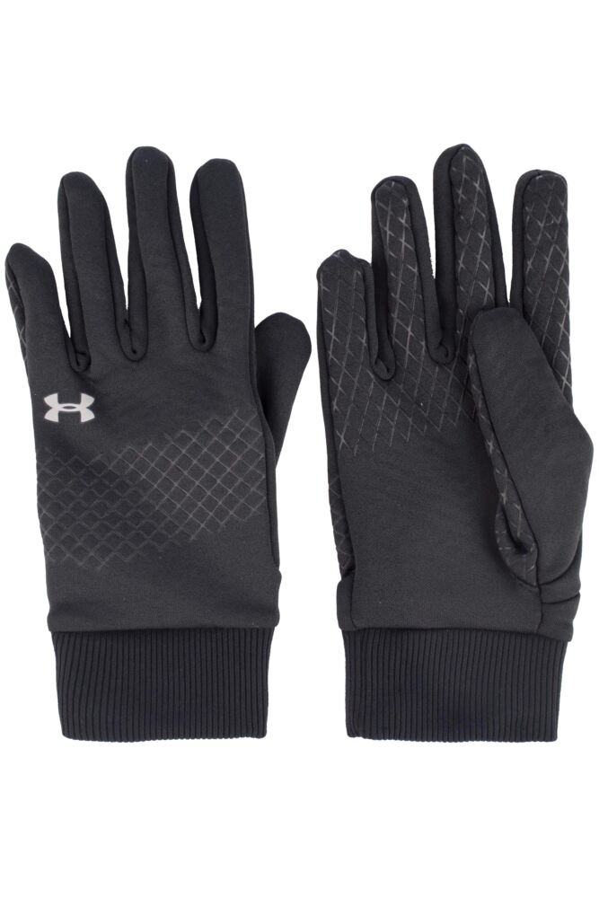 Ladies 1 Pair Under Armour Cold Gear Infrared Core Glove with Tech Touch 50% OFF