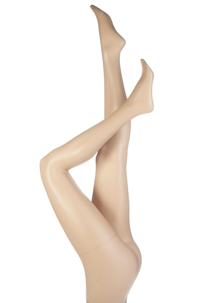 Ladies 1 Pair Aristoc 10 Denier Ultra Shine Tights With Silk Finish In 5 Colours