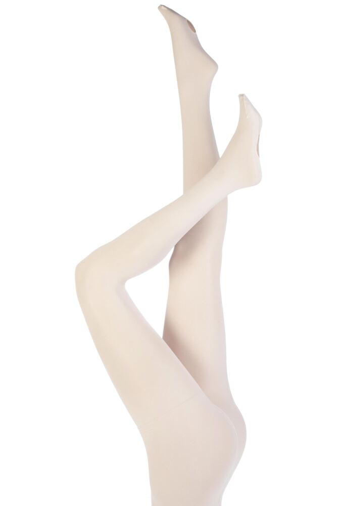 Girls 1 Pair Silky Ballet Convertible Tights