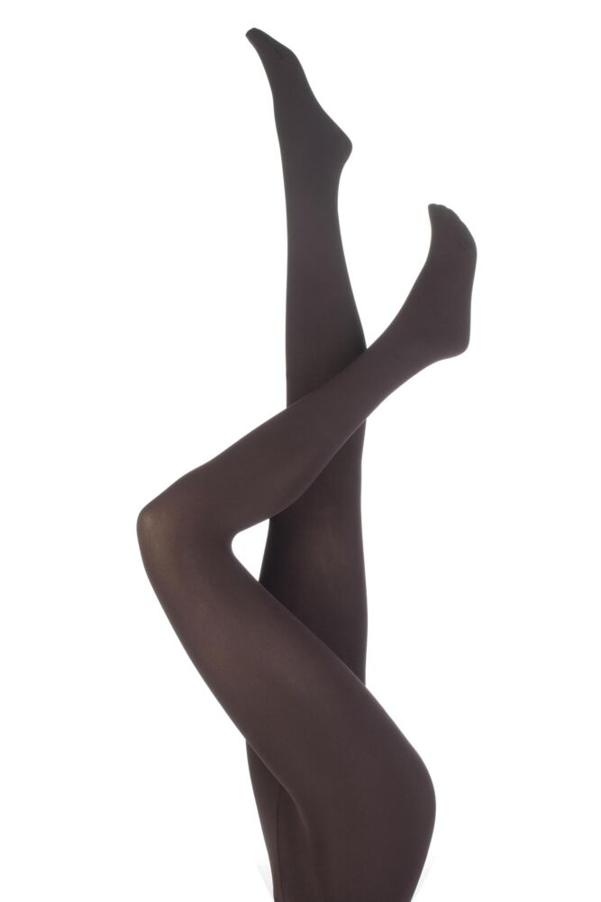 Ladies 1 Pair Falke Pure Matt 100 Tights
