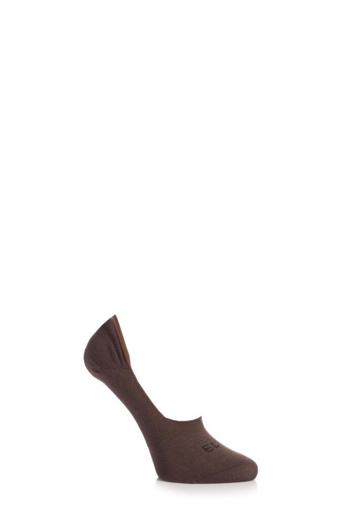 Ladies 1 Pair Elle Bamboo Shoe Liners