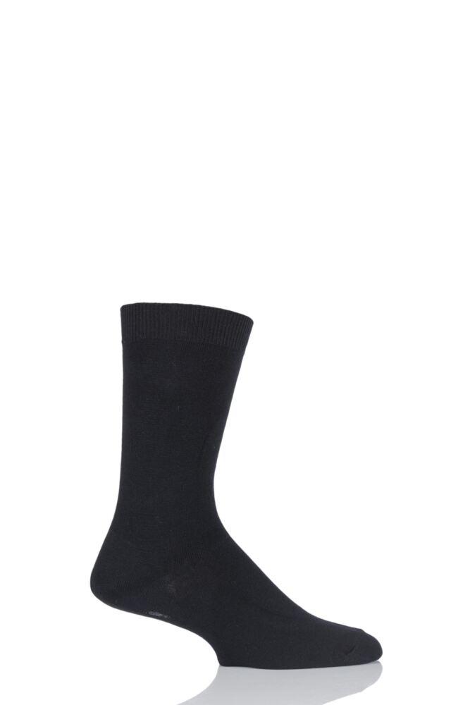 Ladies and Mens 1 Pair Beautyfeet by SockShop Nourishing Heel Pad Socks