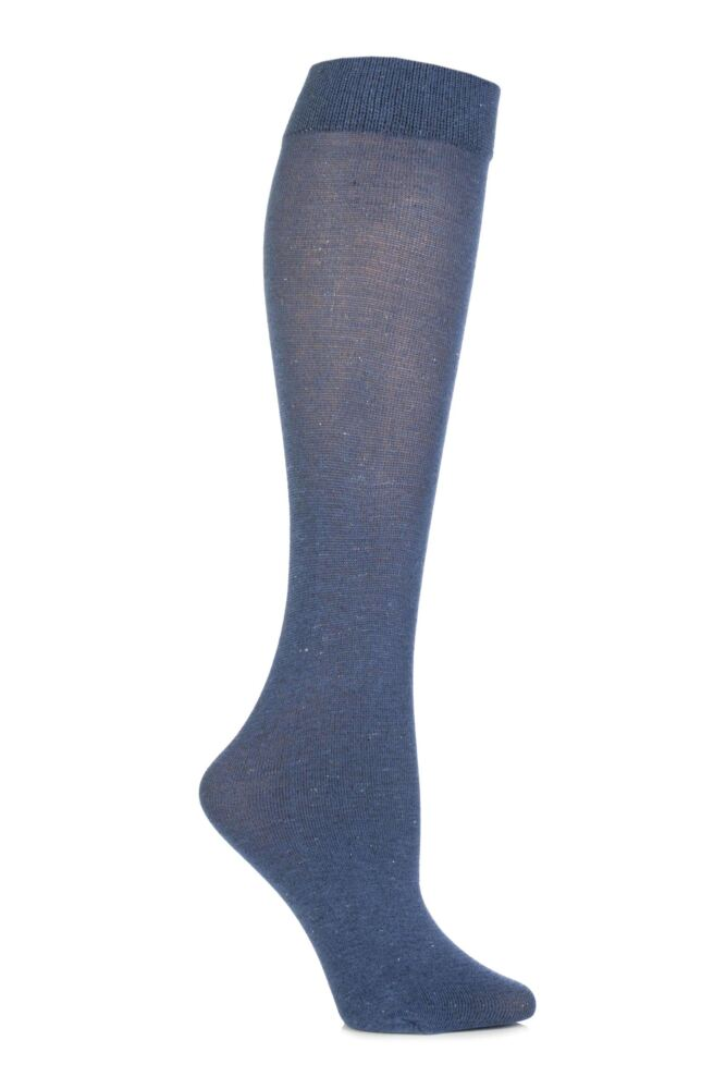 Ladies 1 Pair Jonathan Aston Sparkle Knee Highs