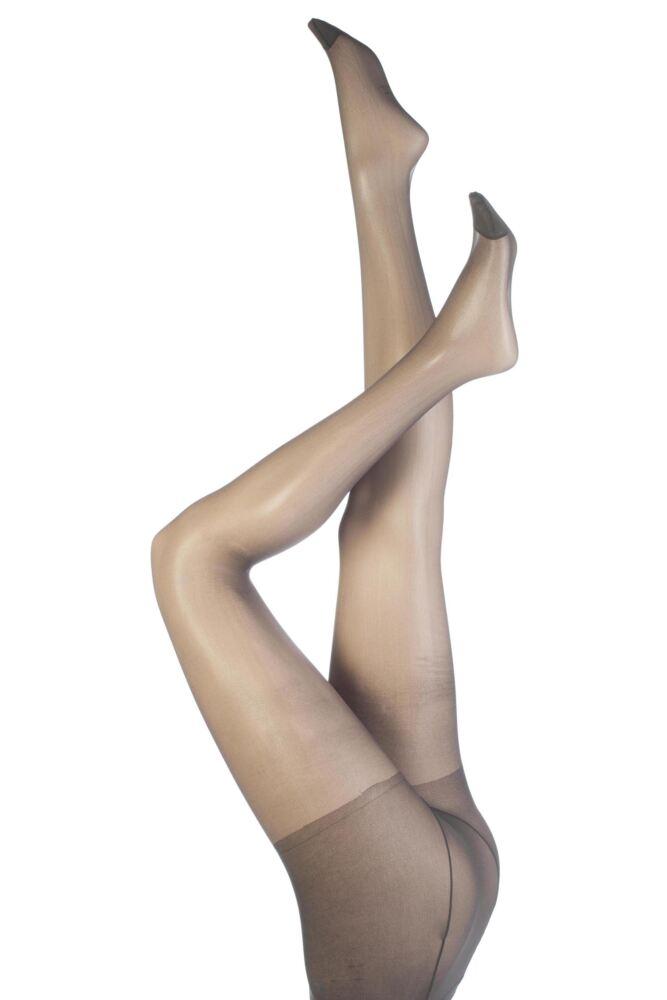 Ladies 1 Pair Elle Tights 15 Denier 100% Nylon