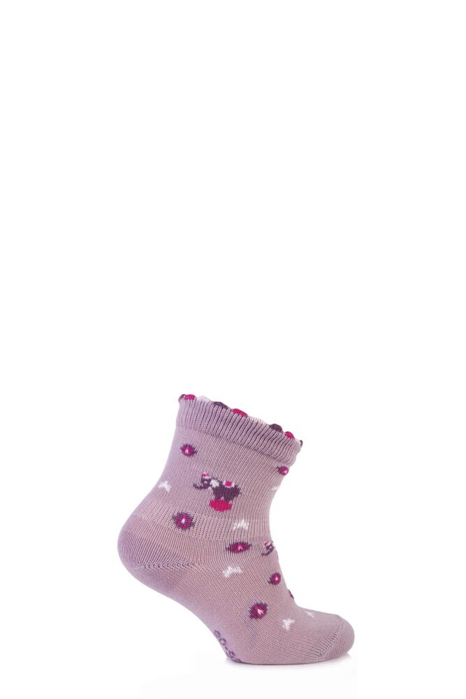 Babies 1 Pair Falke Circus Elephant Cotton Socks 25% OFF