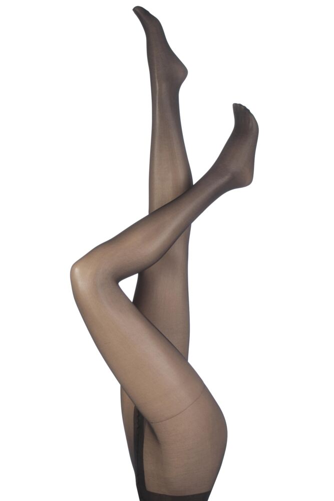 Ladies 1 Pair Charnos 10 Denier Elegance Sheer Tights