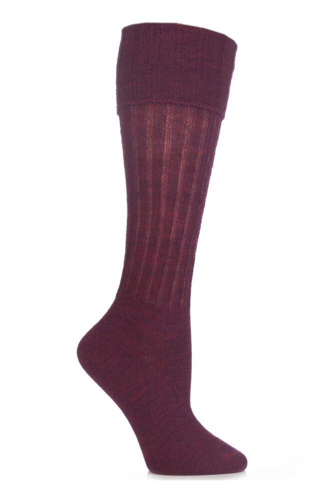 Ladies 1 Pair Oroblu Mindy Socks