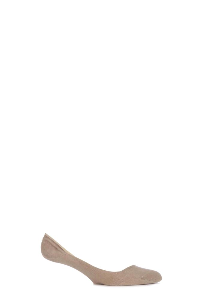 Mens 1 Pair Hugo Boss Plain Invisible Shoe Liners