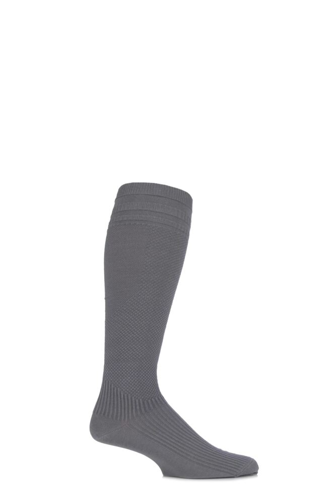 Mens 1 Pair HJ Hall Energisox Compression Socks with Softop