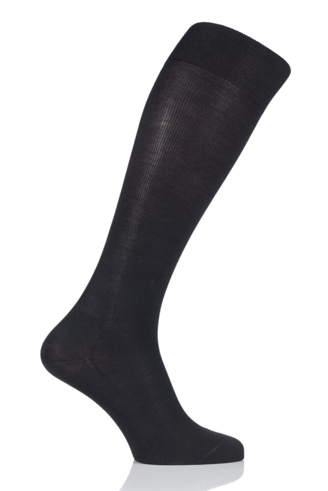 Mens 1 Pair Falke Energising Cotton Socks