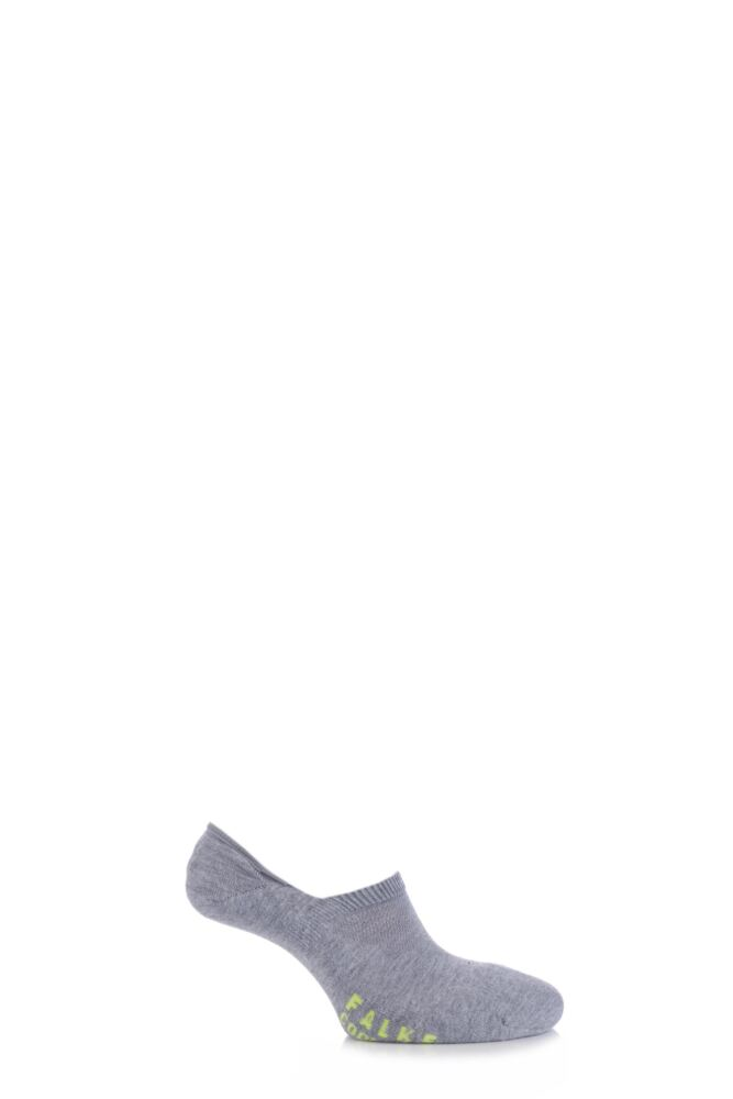 Mens and Ladies 1 Pair Falke Sport Spirit Run Invisible Trainer Socks