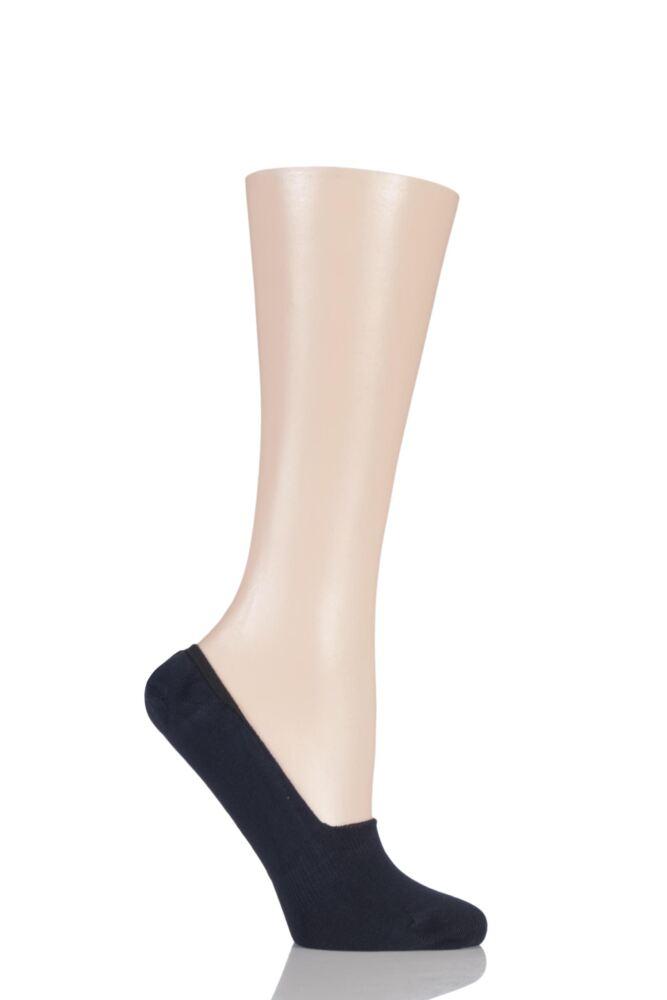 Ladies 1 Pair HJ Hall Plain Shoe Liners