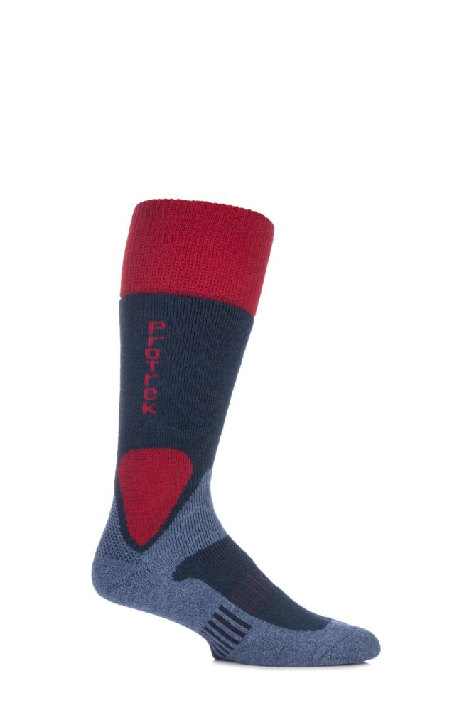 Mens 1 Pair HJ Hall ProTrek Challenger Merino Wool Technical Heavy Weight Socks