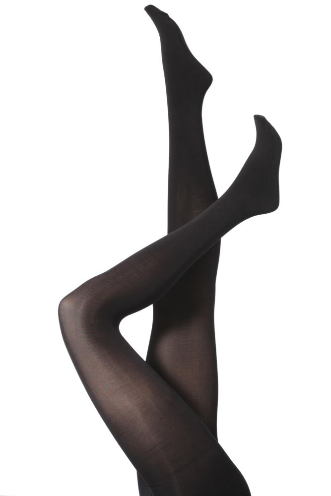 Ladies 1 Pair Jonathan Aston Gloss Opaque Tights